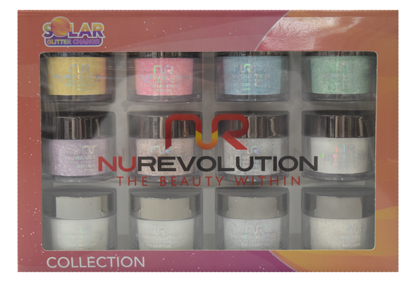 NuRevolution - Solar Glitter Collection