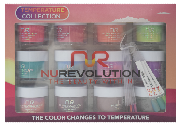 NuRevolution - Temperature Collection