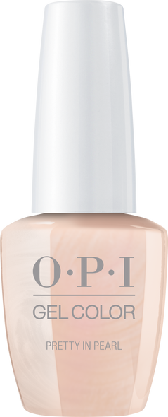 OPI Gel Color - GC E95 - Pretty in Pearl