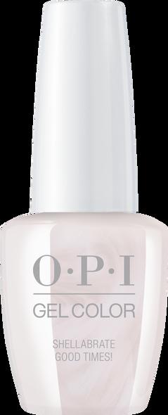 OPI Gel Color - GC E94 - Shellabrate Good Times!
