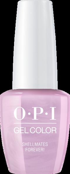 OPI Gel Color - GC E96 - Shellmates Forever!