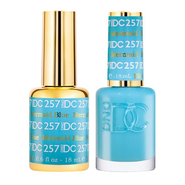 DND DC #257 - Mermaid Blue