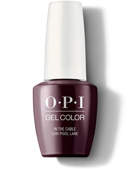 OPI GC F62 - In The Cable Car-Pool Lane