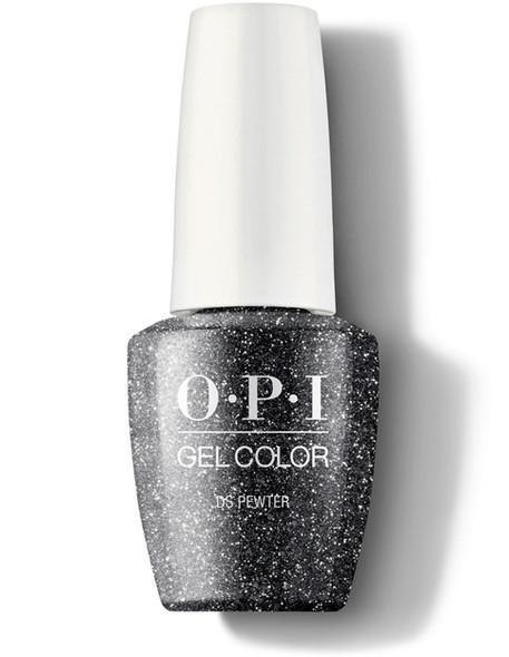 OPI GC G05 - DS Pewter