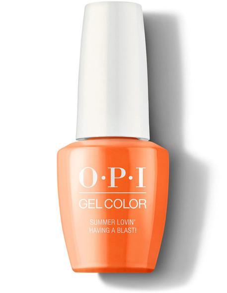 OPI GC G43 - Summer Lovin' Having A Blast!