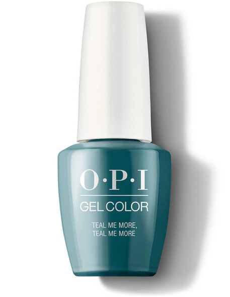 OPI GC G45 - Teal Me More, Teal Me More