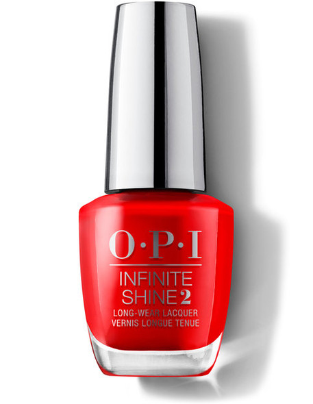 OPI IS L08 - Unrepentantly Red
