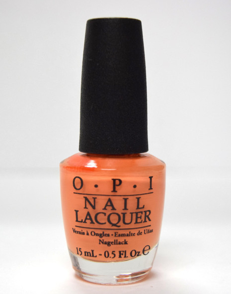 OPI NL A66 - Where Did Suzi's Man-Go?