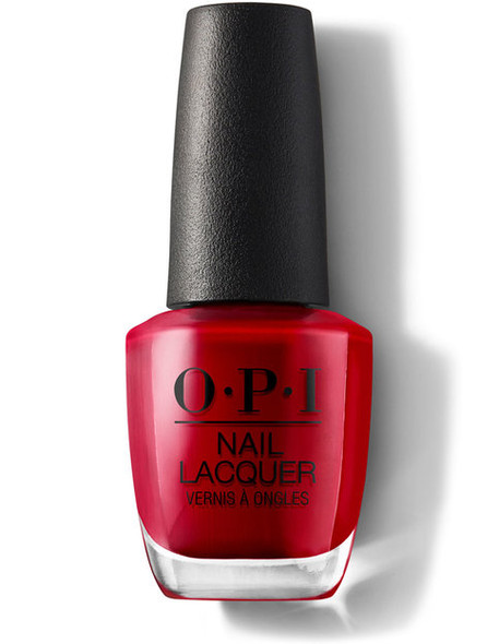 OPI NL A70 - Red Hot Rio