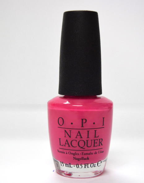 OPI NL B68 - That's Hot! Pink