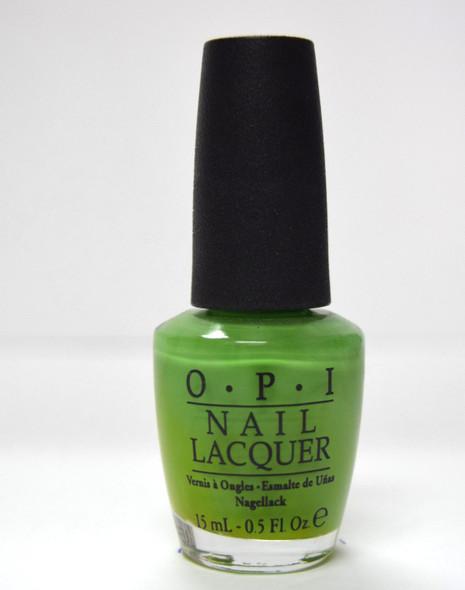 OPI NL B69 - Green-Wich Village
