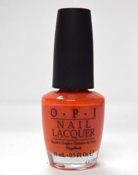 OPI NL B84 - On The Same Paige