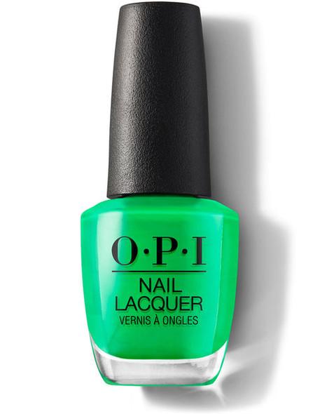 OPI NL BC4 - Green Come True