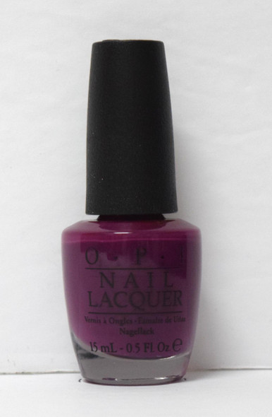 OPI NL C15 - Get Cherried Away