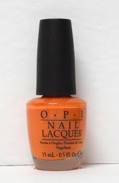 OPI NL C33 - Orange You Stylish