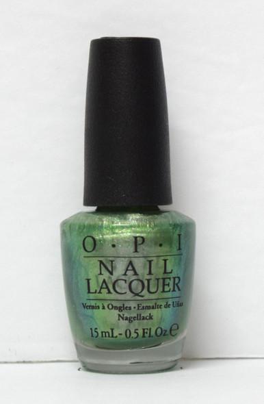 OPI NL C93 - Visions Of Georgia Green