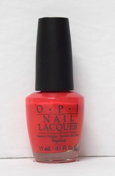 OPI NL D29 - I'm His Coral-Friend