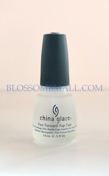 China Glaze Fast Forward Top