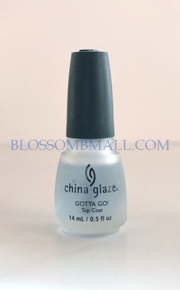 China Glaze Gotta Go! Top