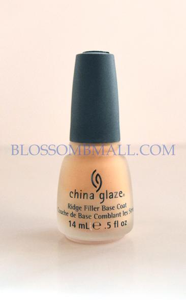 China Glaze Ridge Filler Base Coat