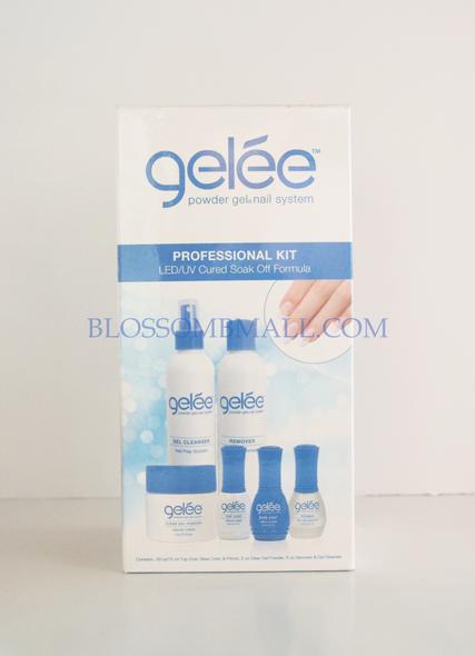 Gelee Powder Gel Pro Kit