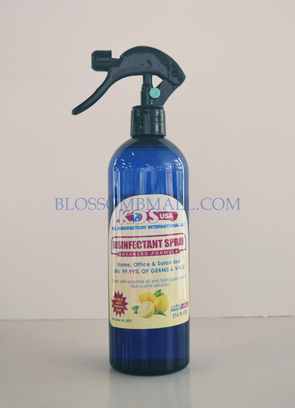 KDS Disinfectant Spray - Blue