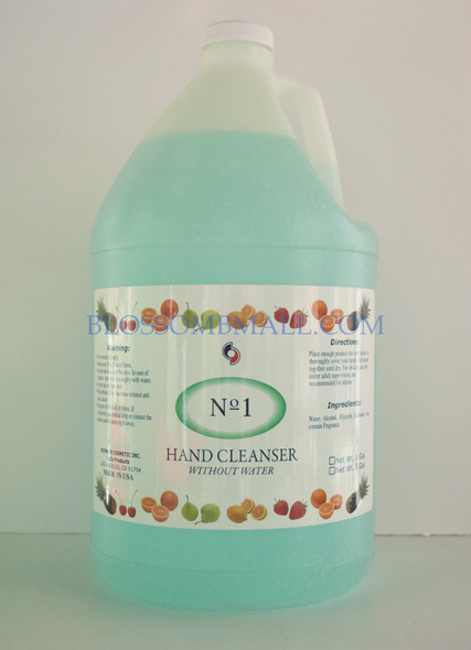 No. 1 Hand Cleanser - Gal.