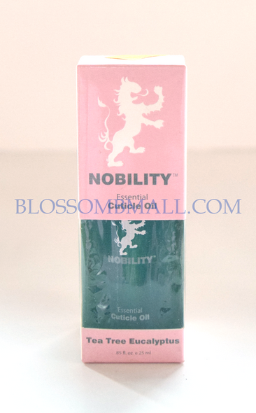 Nobility Cuticle Oil - Tea Tree Eucalyptus