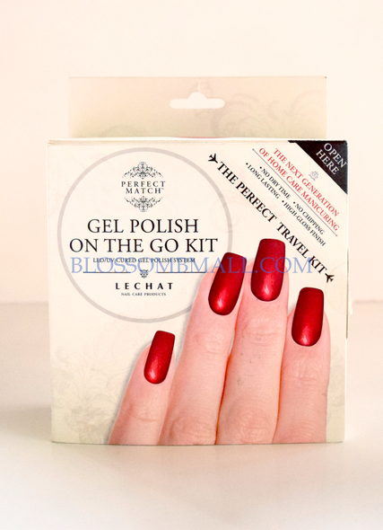 Perfect Match On the Go Gel Polish Kit