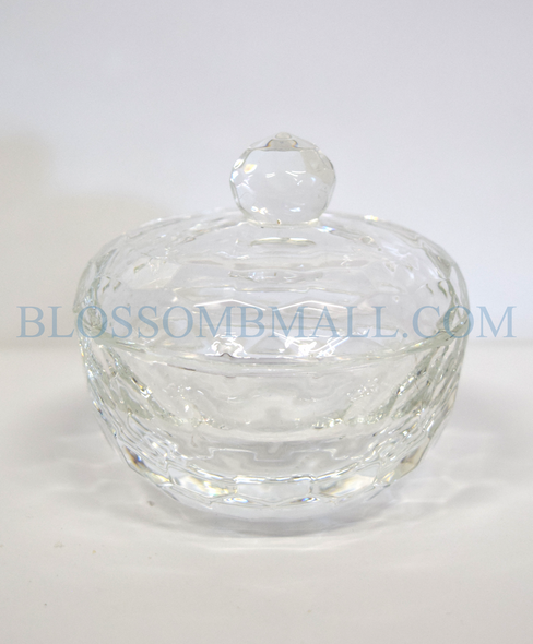 Glass Liquid Jar