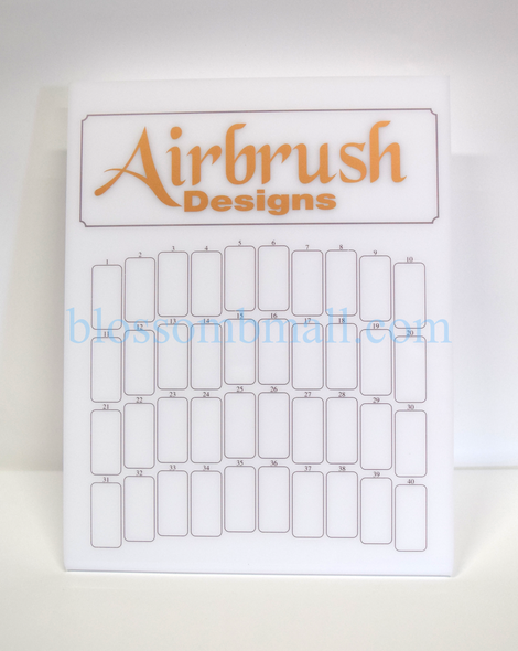 Airbrush Design Art Board