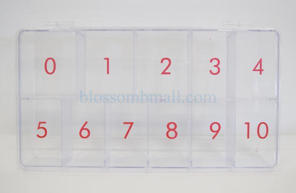 Nail Tip Box