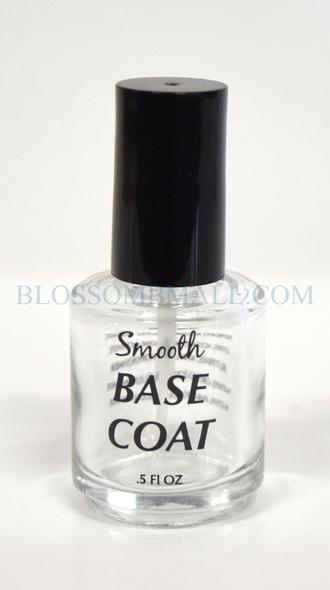 Empty Polish Bottle - Base Coat