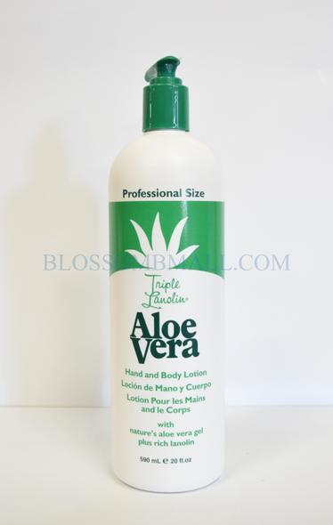 Aloe Vera Lotion - 35oz
