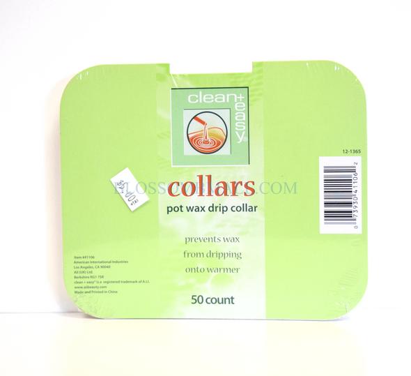 Clean & Easy Wax Collars