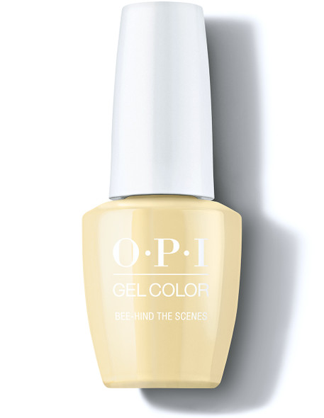 OPI GC H005 - Bee-hind the Scenes