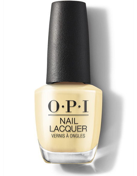 OPI NL H005 - Bee-hind the Scenes