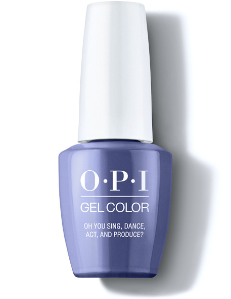 OPI GC H008 - Oh You Sing, Dance, Act, and Produce?