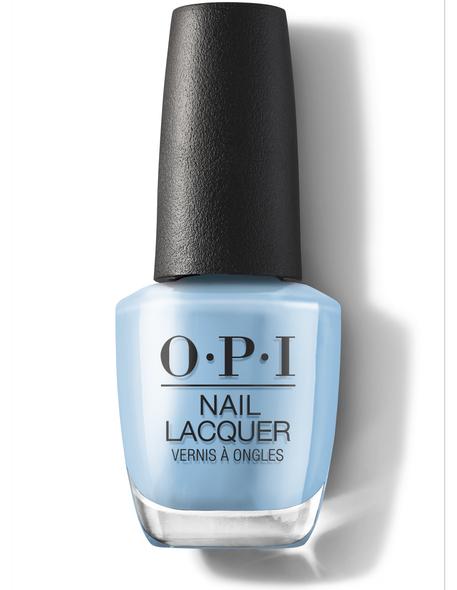 OPI NL N87 - Mali-blue Shore
