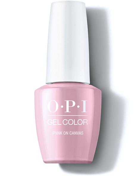 OPI GC LA03 - (P)ink on Canvas