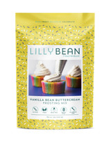 Gluten Free Vanilla Buttercream Frosting Mix