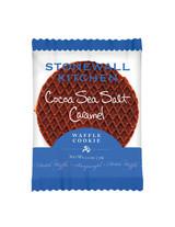 Cocoa Sea Salt Caramel Cookie