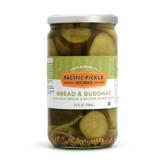 Bread & Buddhas Semi-Sweet Bread & Butter Pickles