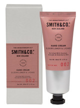 Smith & Co Handcream - Elderflower & Lychee