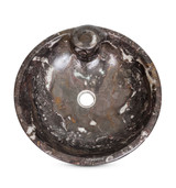 Fossil Marble hand basin