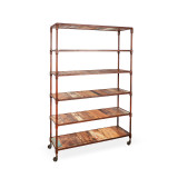 Recycled Timber Shelves