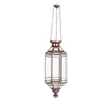 leadlight moroccan pendant light