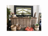 Antique Indian Sideboard