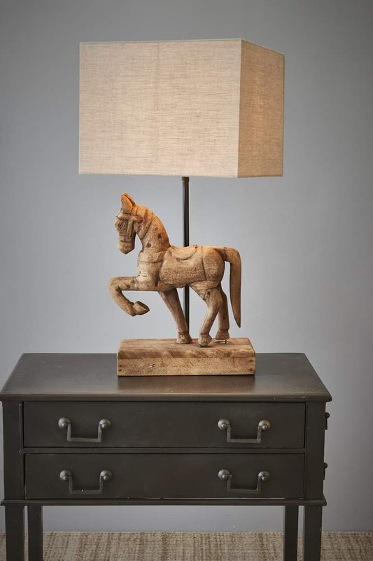 Clydesdale Lamp Small