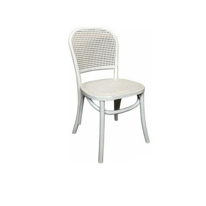 Our Rattan dining chair is supremely comfortable and stylish and would suit most styles of decor, from Beachside contemporary, Hamptons, French Farmhouse and Country. White
